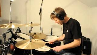 Thousand Foot Krutch - War of change (DRUM COVER)