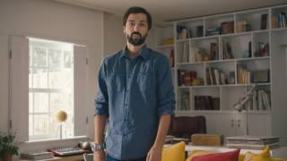 O Diogo explica porque escolheu a Fibra da Vodafone.