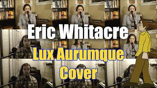 Lux Aurumque with Jaron Davis and Lisa Gines