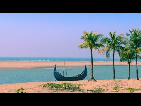 Cox's Bazar -The Longest Sea beach in the World !! Bangladesh. HD