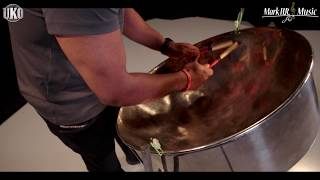 Mark H.R. Music - MABEL FT NOT3S - FINE LINE - STEELPAN COVER