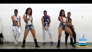 Kuarto de Empregada - Você Subia - Coreografia Move Dance Brazil