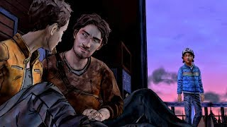 Clementine Finds Jane and Luke After They Had Sex (Walking Dead | Telltale Games)