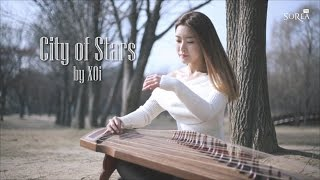 La La Land - City of Stars (Cover by XOi) [Gayageum Acoustic] [Lyrics]
