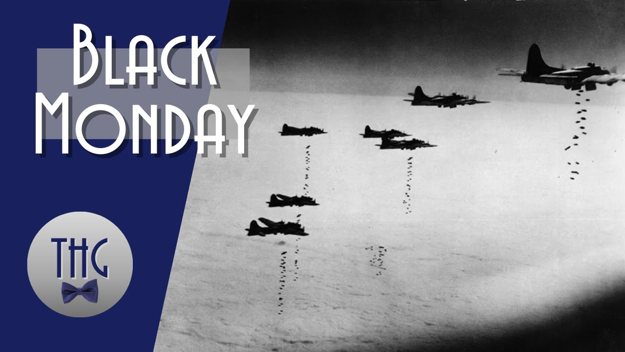 Black Monday : The Eighth Air Force's 250th Combat Mission