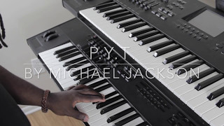P.Y.T. (Pretty Young Thing) by Michael Jackson (Keyboard Cover)
