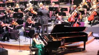 Phoebe Pan playing Schumann Piano Concerto preview