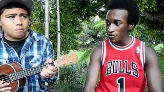 Jackson & Rob - African Queen cover