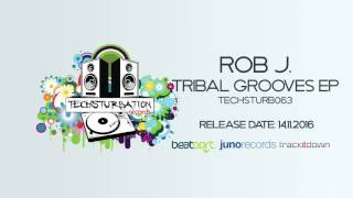 Rob J. - Tribal Grooves (Original Mix) TECHSTURB063