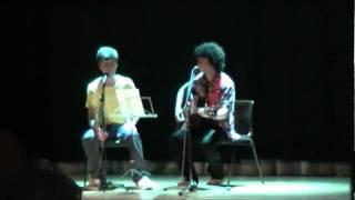 Nelson e Carlos Acústicos - Ninguem é de ninguem (ao vivo no Auditório Municipal de Avis)