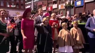 Maxima Sexy Als Ik Dans / Королева Голландии танцует