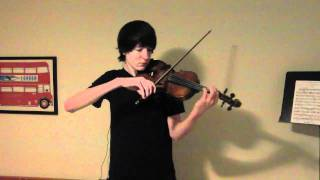 I Need a Doctor - Dr. Dre feat. Eminem and Skylar Grey - Violin cover