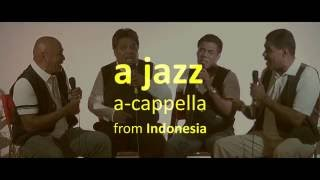 Sion jazz a-cappella Indonesia