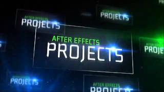 Multiplicity After Effects Project Files VideoHive Template Royalty Free