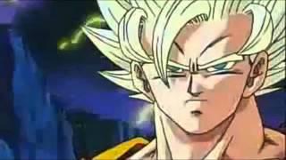 [DBZ AMV-Goku] Warrior- Disturbed