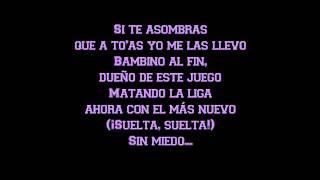 Siente el Boom - Tito el Bambino [lyrics]