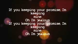 Beyoncé - Jealous Lyrics