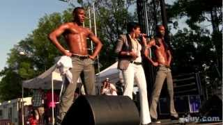 "Crystal Waters VERY FUN - ""Destination Calabria (Unknown)"" - Live DC Pride 2012"