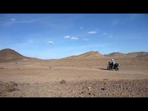 Maroc – Phil & Shan go Desert