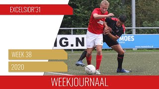 Screenshot van video Excelsior'31 weekjournaal - week 38 (2020)