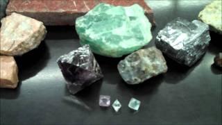 Quick Mineral Identification