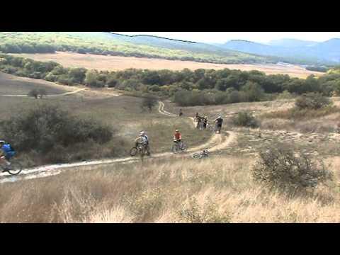Mountain Biking in Crimea