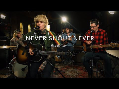 Never Shout Never \