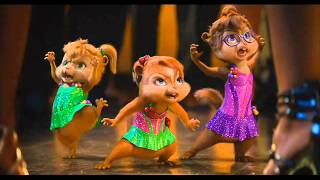 Pokemon and Chipettes-Starships