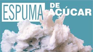 Como criar texturas diferentes com pasta americana (espuma, gelo, coral, musgo ...)