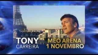 Tony Carreira - MEO Arena 2014