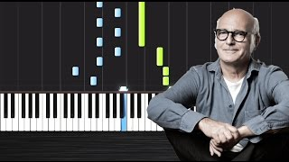 Ludovico Einaudi - Una Mattina (Intouchables) - Piano Tutorial by PlutaX - Synthesia
