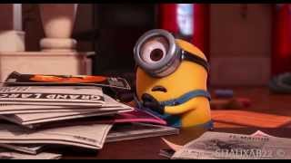 Despicable Me 2 OST - Y.M.C.A. by The Minions (Music Video)