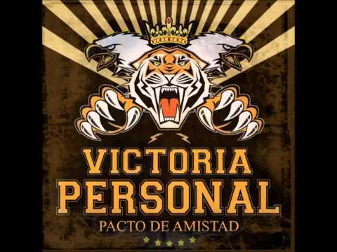 Pacto De Amistad de Victoria Personal Letra y Video