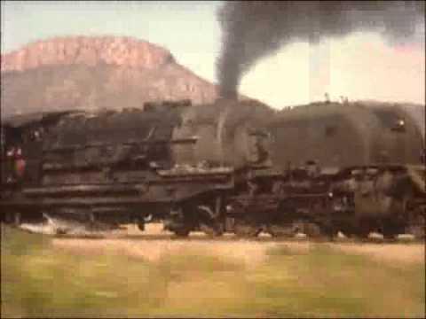 Garrett locomotive on Lootsberg pass
