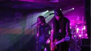 """Rest In Pieces"" SALIVA  live at Yellowbeards Tavern April 20,2012"