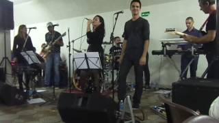 Sandra Silva c Banda Momenthu's - The Best - Tina Turner cover