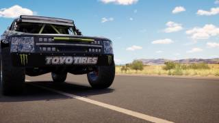 Forza Horizon 3 Tuning 2015 Baldwin Motorsports #97 Monster Energy Trophy Truck