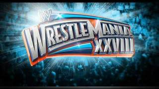 "WWE WrestleMania 28 Official Theme Song ""Invincibile"" by Machine Guy Kelly feat Ester Dean"