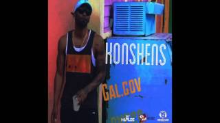 Konshens - Gal.Gov - Clean (Official Audio) | Hitgruves / Subkonshus Music | 21st Hapilos