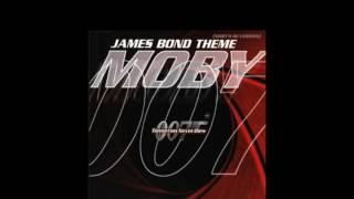 Moby - James Bond Theme (Tomorrow Never Dies)