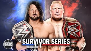 """2017: WWE Survivor Series Official Theme Song - """"Greatest Show on Earth"""" ᴴᴰ"""