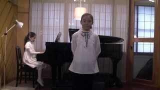 快樂天堂-聲樂:吳珠綺,鋼琴:黃暄涵