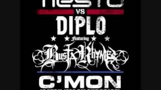Tiesto--Cmon (Catch em by Surprise) vs. Diplo ft. Busta Rhymes