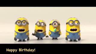 Buon compleanno Minions 2