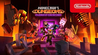 Minecraft Dungeons: Flames of the Nether DLC launch trailer