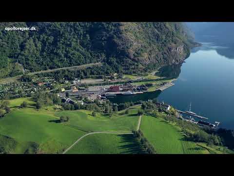 Rejser til Bergen med Apollo