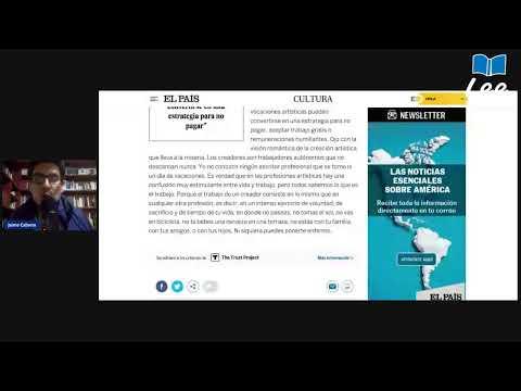 Vidéo de Manuel Vilas