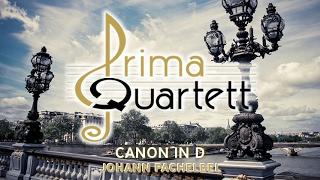 Pachelbel Canon in D - String Quartet Version