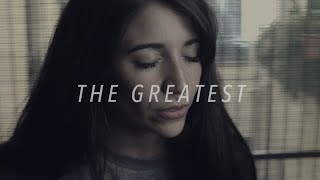 Sia - The Greatest | Acústico por Bely Basarte
