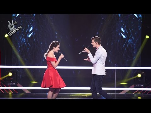 Ana Maria Rosu & Florin Popa - Smells Like Teen Spirit | Vocea Romaniei